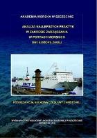 Analiza najlepszych praktyk w zakresie zarządzania w portach morskich Unii Europejskiej