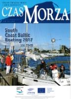 Czas Morza : Organ Związku Miast i Gmin Morskich. 2017, nr 3 (72)