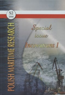 Polish Maritime Research. Special Issue 2006/S2