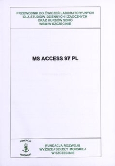 MS Access 97 Pl